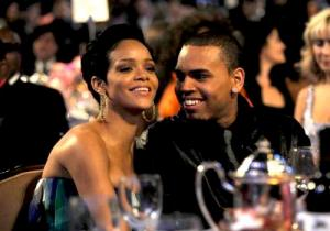 Rhianna and Chris